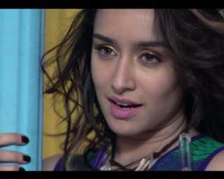 Behind the scenes with Shraddha Kapoor