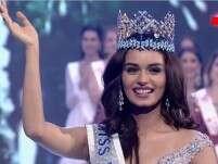 Manushi Chhillar brings Miss World 2017 crown to India after 17 years