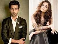 Rajkummar Rao: Nervous about romancing Aishwarya Rai