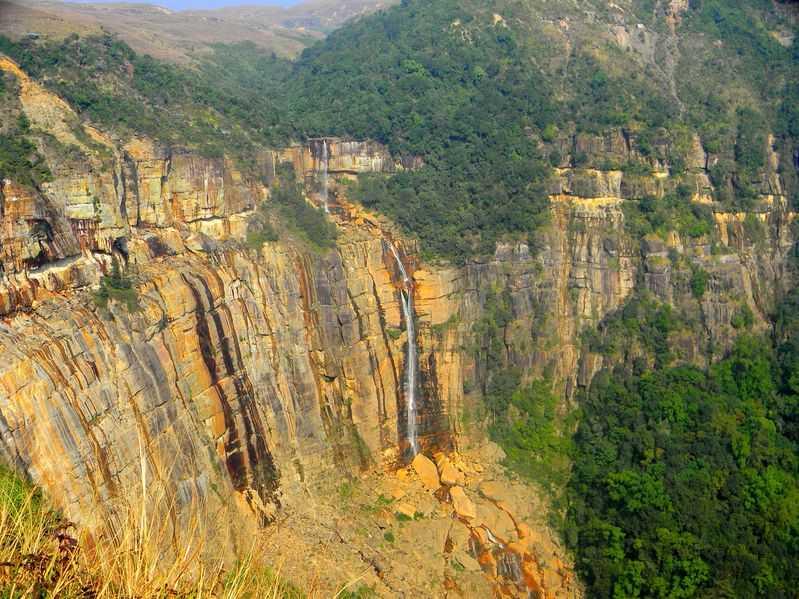 Shillong waterfall