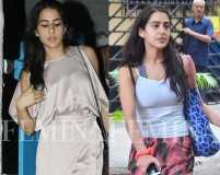 Sara Ali Khan and Jhanvi Kapoor, our new fashion faves