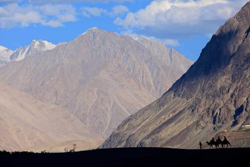 Hunder, Ladakh