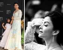 Aishwarya Rai Bachchan hoists Indian National Flag at IFFM