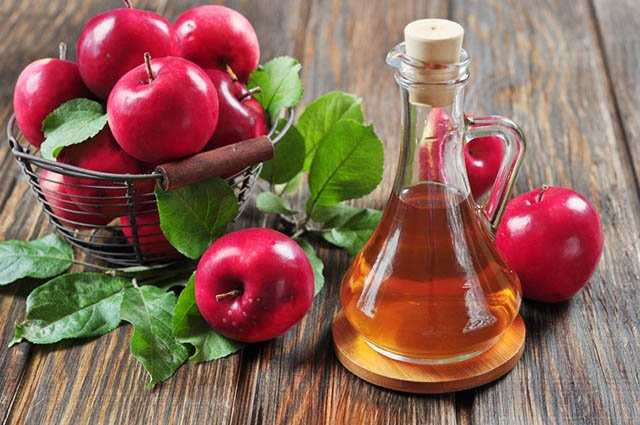 Apple cider vinegar reduces PMS symptoms