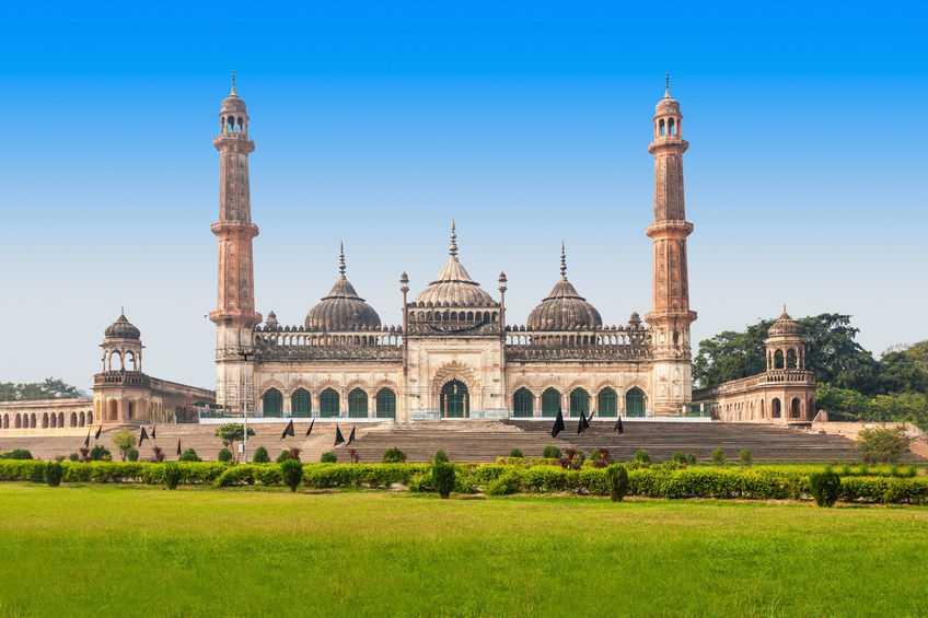 Bara Imambara, Lucknow, Uttar Pradesh