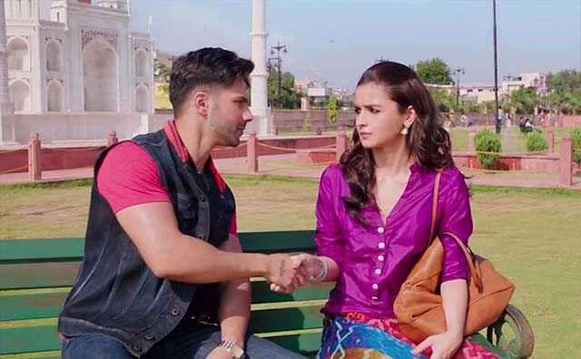 Varun & Alia