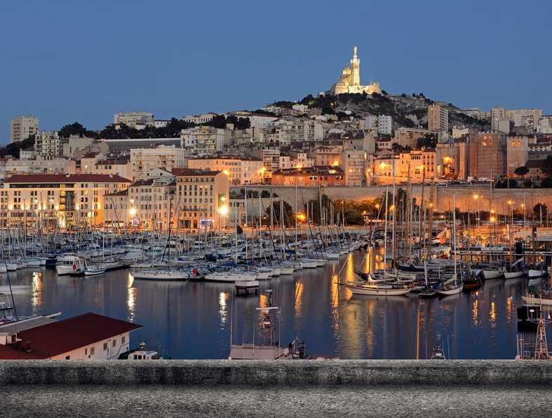 Marseille-Notre Dame
