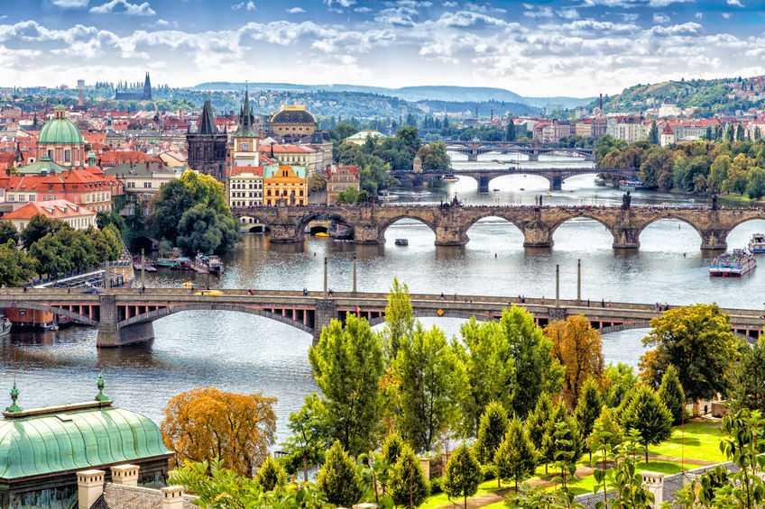 Prague-Czechoslovakia