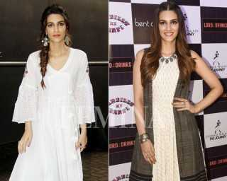 Kriti Sanon's wardrobe is every tall girl's dream