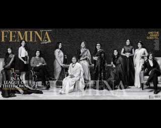 Check out the amazing women on Femina's latest  cover