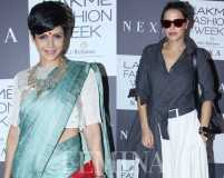 Celebs spotted at Lakmé Fashion Week Sustainable Day