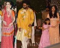 Best moments from Mukesh Ambani's Ganesh Chaturthi party
