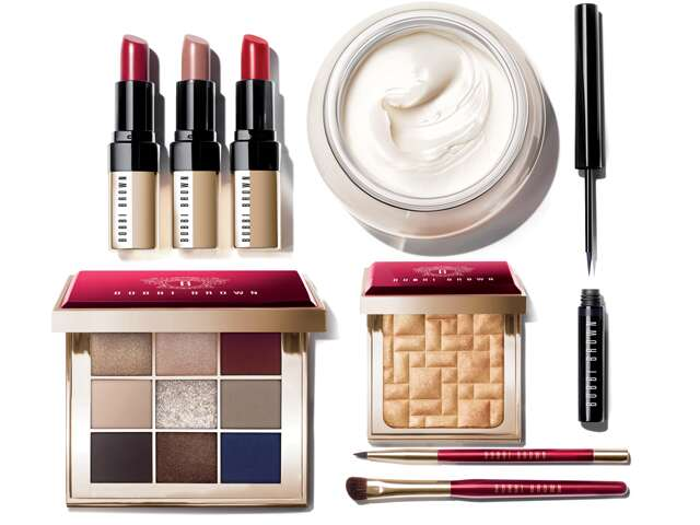 Bobbi Brown Caviar and Rubies Collection