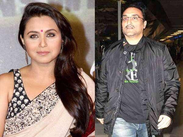Aditya Chopra and Rani Mukherji