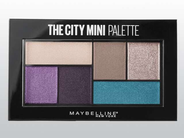 Maybelline New York The City Mini Eyeshadow Palette