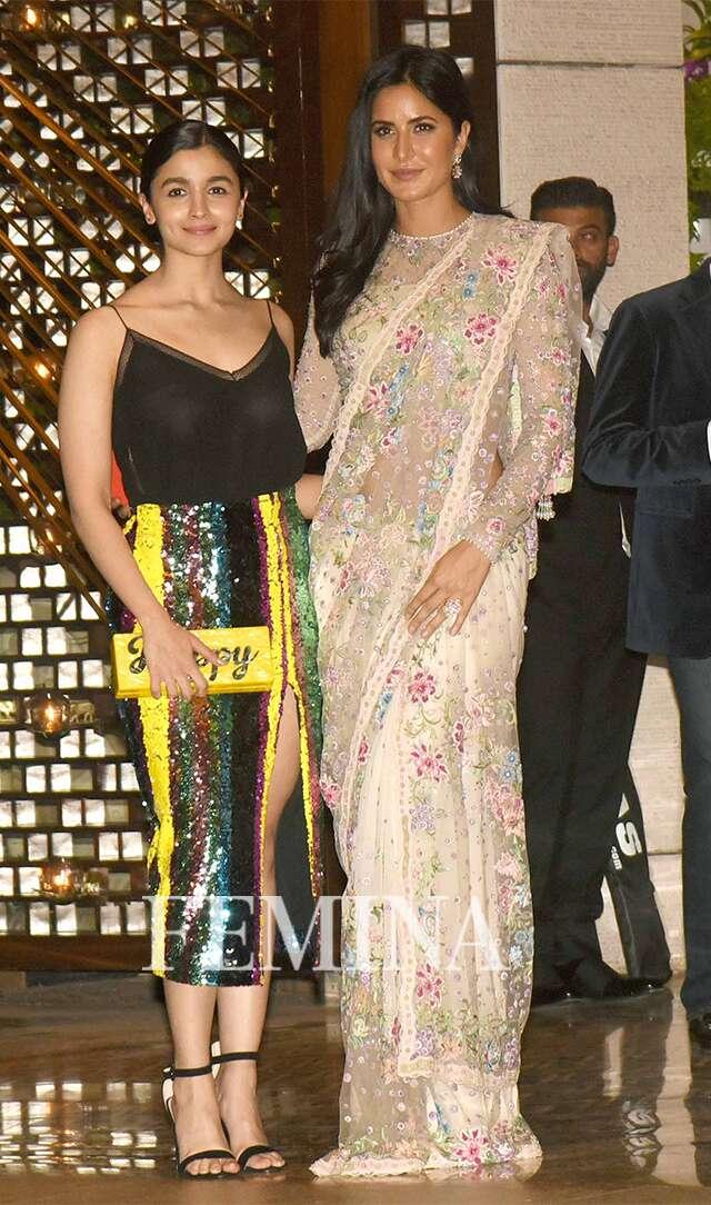 Alia Bhatt in Zara.