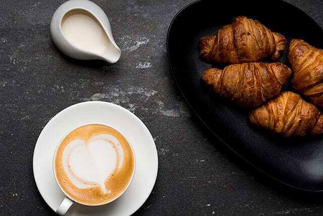 Cappuccino - Cafe Tesu
