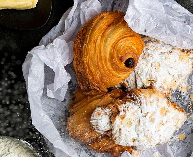 Croissants - Cafe Tesu