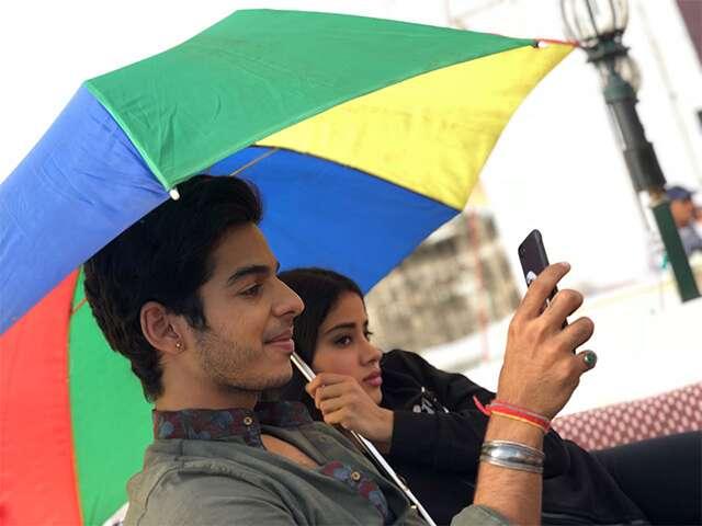 Ishaan & Jhanvi