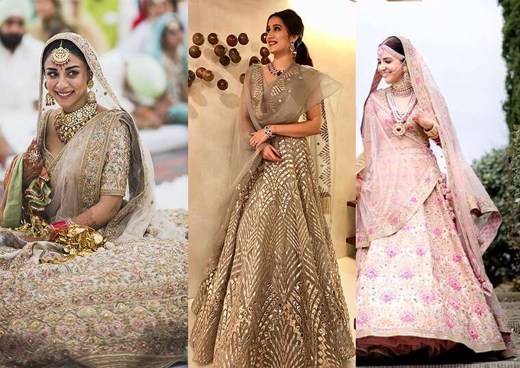 2018 S Lehenga Trends You Need To Know About Femina In