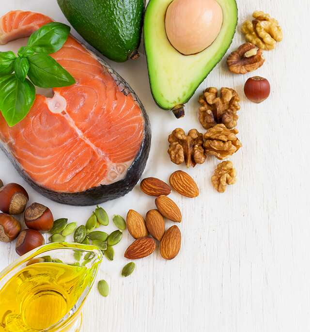 Omega-3 food sources for hair