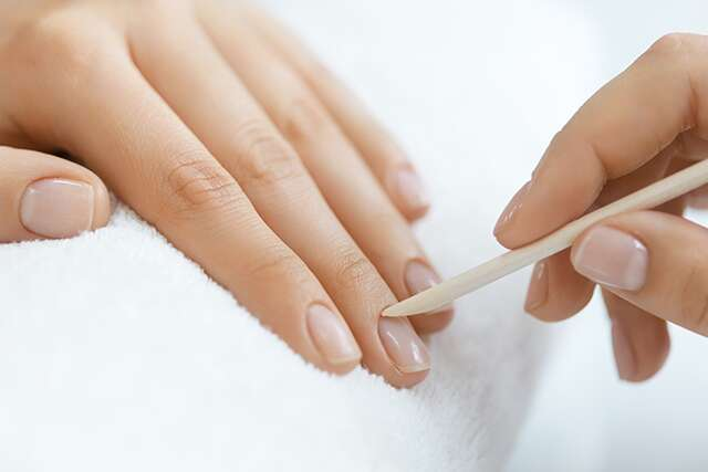 Treat your cuticles