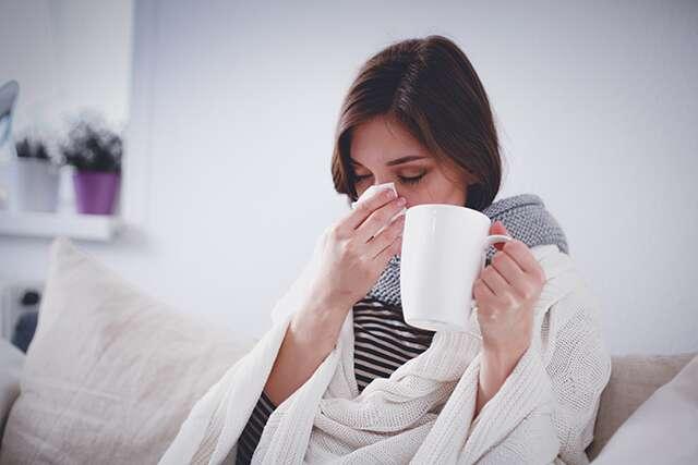 Falling sick often