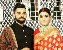 Virat-Anushka: From fairytale wedding to royal reception
