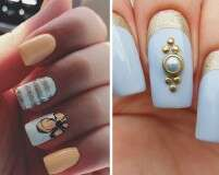 Ring in the new year with creative nail art ideas
