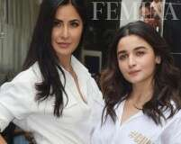 Katrina and Alia's fresh update on wardrobe classics