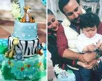 Taimur Ali Khan's first birthday is a family affair in Pataudi