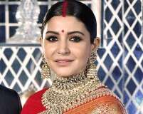 Decoding Anushka Sharma's reception look