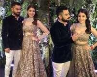 Trending now: Virat-Anushka Mumbai reception
