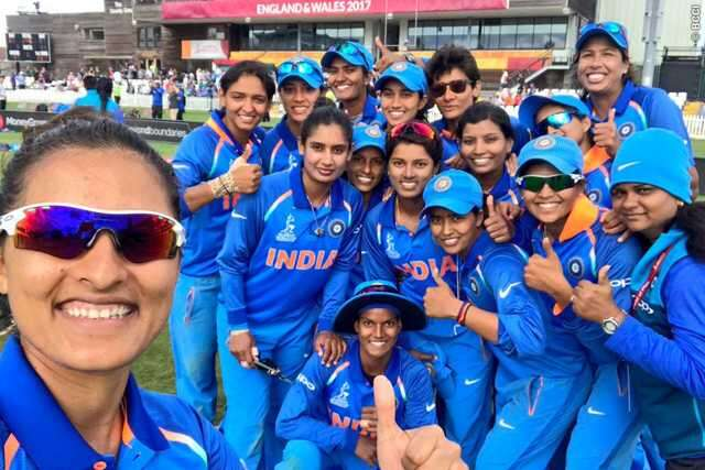 Indian womans cricket team