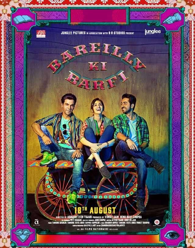 Here's The Vibrant & Colourful Trailer Of Bareilly Ki Barfi