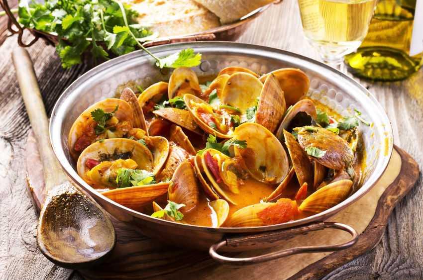 Konkan clams
