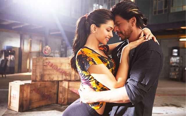 Dipika & SRK