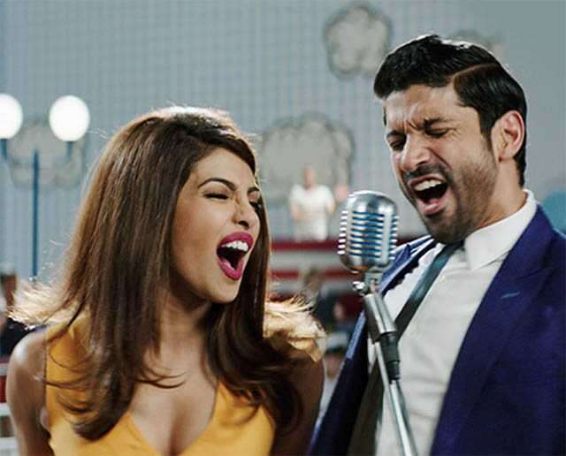 Priyanka & Farhan