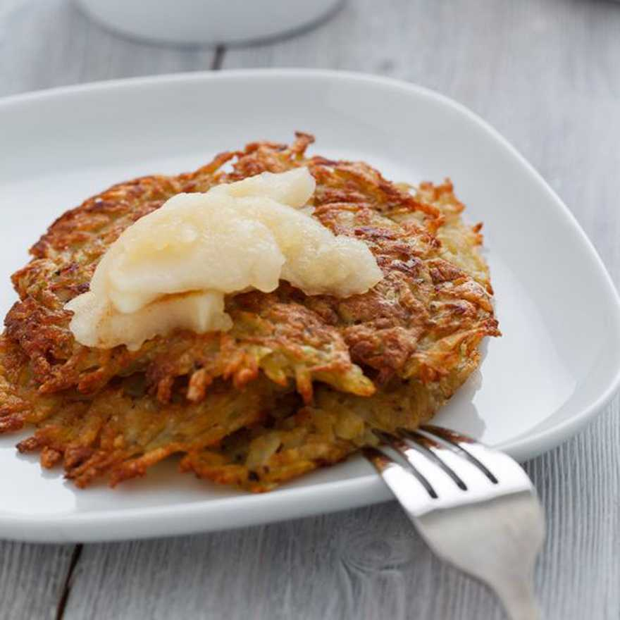 Potato Rosti-swiss