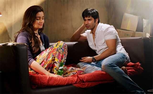 Alia & Varun