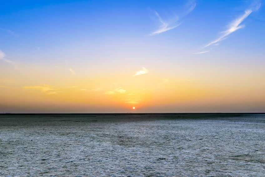 Kutch-sunset