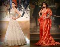 When Bollywood celebs play bridal dress-up