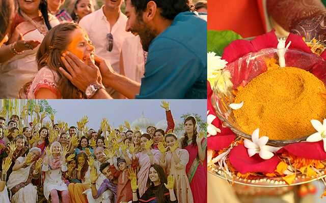 Considering It Has A Ceremony Of Its Own During The Wedding Celebrations Turmeric Aka Haldi Is Very Important To An Indian