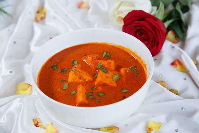 Masala Bay food