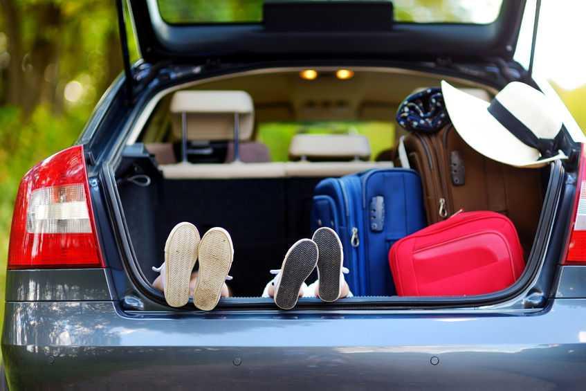 road trip, preparing