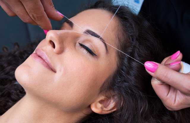 Threading for Hair Removal