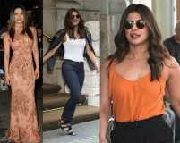 Priyanka Chopra's latest New York looks