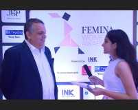 Femina catches up with ace designer Sandeep Khosla