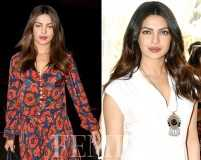 How to wear florals like Priyanka Chopra