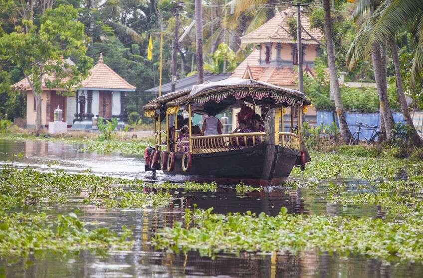 Alleppey-Kerala